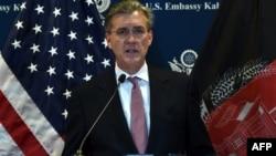 Utusan Khusus AS untuk Afghanistan dan Pakistan, Richard Olson (foto: dok).