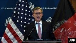El representante de EE.UU. para Pakistán, Richard Olson, dice que que Islamabad ha dado muchos pasos para asegurar el control de su arsenal nuclear.
