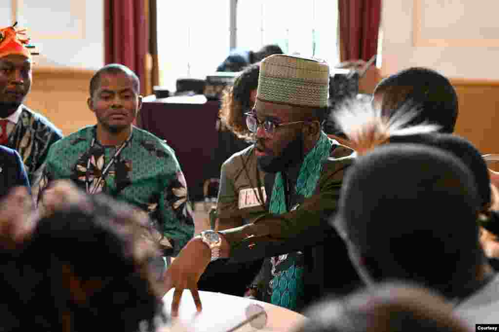 2019 YALI Mandela Washington Fellows