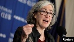 Bác sĩ Anne Schuchat, Phó Giám đốc Trung tâm Kiểm soát và Phòng ngừa Dịch bệnh Hoa Kỳ (CDC).