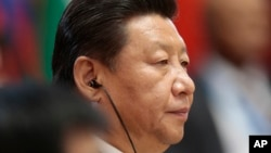 Lãnh đạo quốc gia tối cao của Trung Quốc Tập Cận Bình.