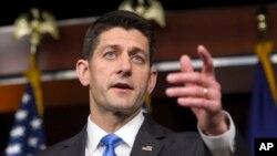 Chủ tịch Hạ viện Hoa Kỳ Paul Ryan.