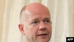 Britanski sekretar za inostrane poslove Vilijam Hejg