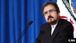 Bahram Ghasemi, Juru bicara Kementerian Luar Negeri Iran (foto: dok).