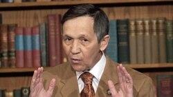جنجال بر سر کنفرانس خبری یک نماینده آمریکا در دمشق