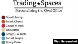 Oval kabinet