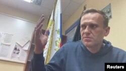Alexei Navalny umunyapolitike utavuga rumwe na leta mu Burusiya