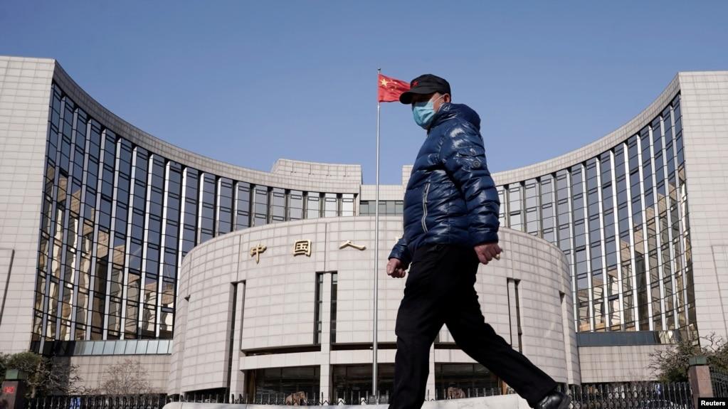 疫情拖累经济,中国官媒称央行将降低利率来支持