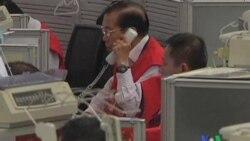 2011-11-02 粵語新聞: 亞洲股市因擔憂希臘債務違約而下滑