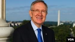 Reid es senador por Nevada, el estado con la mayor tasa de desempleo de Estados Unidos.