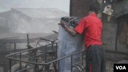 Життя на смітнику. ФОТО