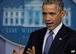 美国总统奥巴马在记者会上讲话(2014年12月19日)