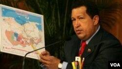 Presiden Venezuela, Hugo Chávez