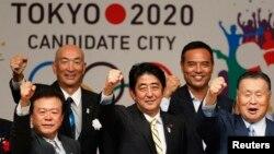 Tokio, Madrid va Istanbul 2020-yilgi sport musobaqalariga mezbon bo'lmoqchi. Xalqaro Olimpiya Qo'mitasi shu oy tugal qaror qabul qilishi kerak.