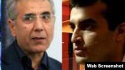 İntiqam Əliyev və Rəsul Cəfərov