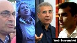 Arif Yunus, Leyla Yunus, İntiqam Əliyev və Rəsul Cəfərovu beynəlxalq hüquq təşkilatları siyasi məhbus hesab edir.