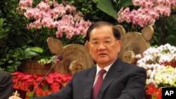 连战报告APEC峰会之行