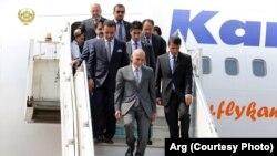 این سومین باری است که آقای غنی در سال روان میلادی به عنوان رئیس جمهور افغانستان با مقامات بلندپایه هندی دیدار میکند