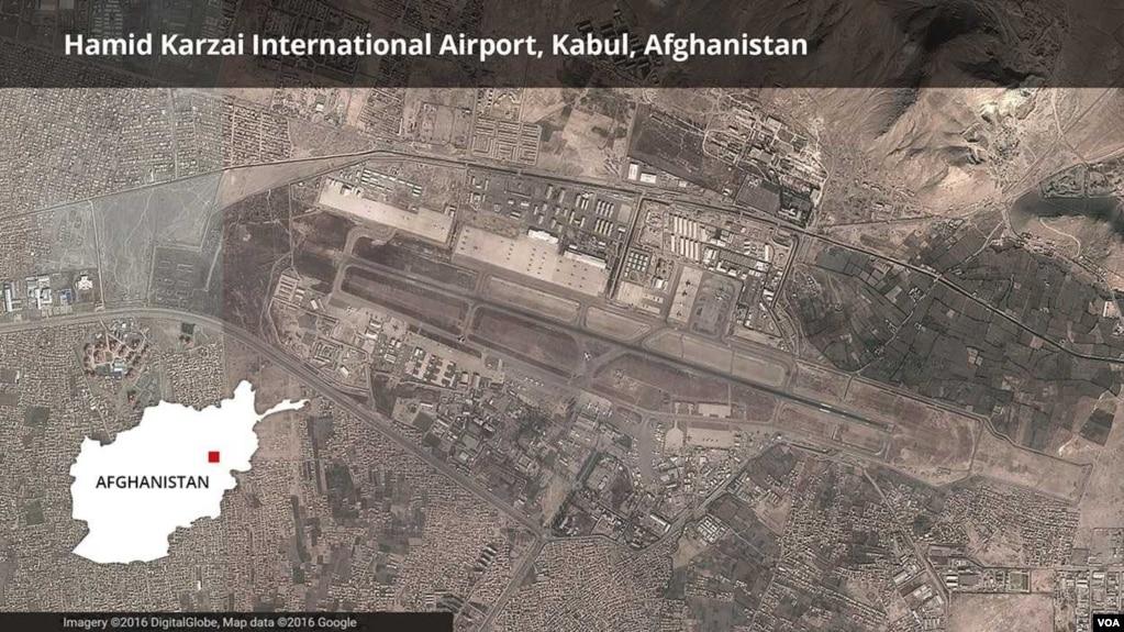 Rockets Land Near Kabul Military Headquarters