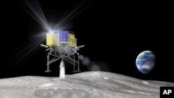 کاوشگر فضایی رزتا متعلق به آژانس فضایی اروپایی است. عکس تزئینی است.