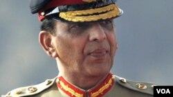 Panglima militer Pakistan, Jenderal Ashfaq Kayani telah memerintahkan tentara Pakistan di wilayah perbatasan untuk membalas serangan agresi apapun (foto:dok).