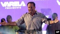 El presidente electo de Panamá, Juan Carlos Varela, dijo que el restablecimiento de lazos con Venezuela sería una prioridad.