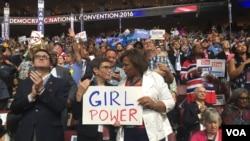 Qadın demokrat nümayəndələr