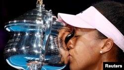 Australia Open တင္းနစ္မွာ အႏိုင္ရသြားတဲ့ ဂ်ပန္တင္းနစ္မယ္ Naomi Osaka