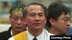 前民進黨主席林義雄(Wikipedia)