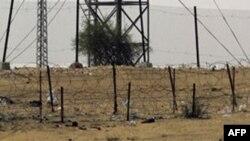 Granica između Izraela i Egipta