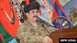 جنرال راحيل وويل دافغان حکومت سره په ګډه دسرحدي څارنې نظام موثره کول غواړو.