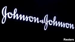 존슨 앤드 존슨 로고.