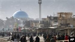 Wani Harin Kunar Bakin Wake a Kabul