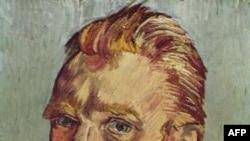 Kendi çizimiyle Vincent van Gogh