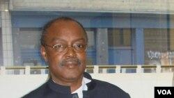 Emmanuel Nzita, líder da FLEC