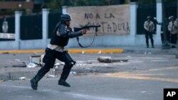 La resolución del Ministerio de Defensa de permitir uso de armas letales en protestas va en contra de la Constitución de Venezuela.
