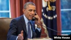 امریکہ کے صدر براک اوباما (فائل فوٹو)