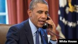 Shugaba Barack Obama na Amurka yayinda ya kira shugabar kungiyar likitocin da ake kira Doctors Without Boarders