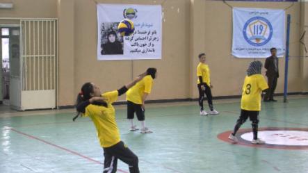 این مسابقات از سوی نهاد توسعه ورزش میان هشت تیم والیبال دختران آغاز شد که تا سه روز ادامه خواهد داشت.