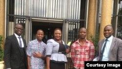 VaBamu, VaAmisi, Muzvare Shoko, VaMashungu. (Mufananidzo kubvakuna VaKumbirai Mafunda)