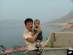 赵连海为儿子为他人孩子维权