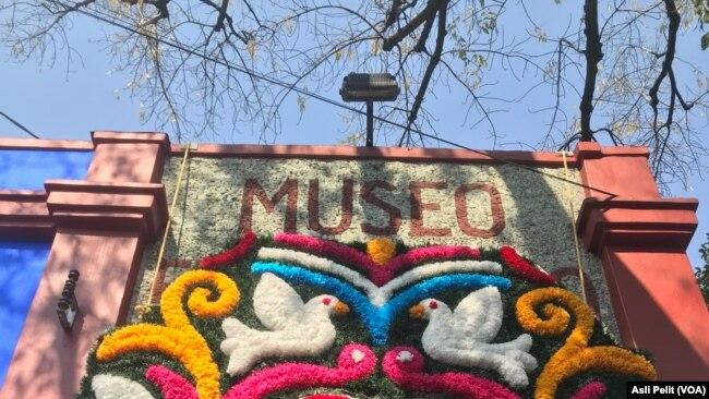 Frida Kahlo'nun 'Acılarla Dolu' Yaşamı Müze Evinde