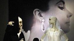 جواهرات الیزابت تیلوردر حراجی کریستی