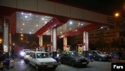 Benzîxnayeke li Tehranê (Arşîv)