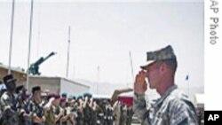 美驻阿富汗司令提交评估报告但未公开内容