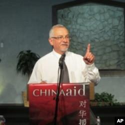 哈仙達基督教會牧師羅密若