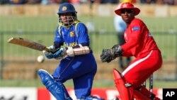 زمبابوے کے خلاف سری لنکاکے 327 رنز