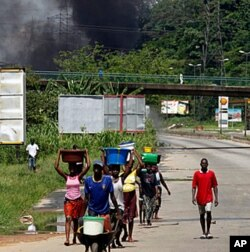 Costa do Marfim: Presidente russo acusa ONU de tomar partido no conflito