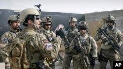 د افغانستان کماندو ځواکونه د ترهګرۍ ضد ځانګړو عملیاتو کې ډېر ستایل شوي دي