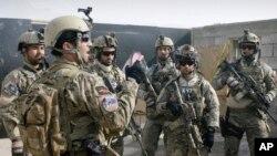 افغان حکومت سږکال د ځانګړو ځواکونو فرقه قول اردو کچې ته لوړه کړه.